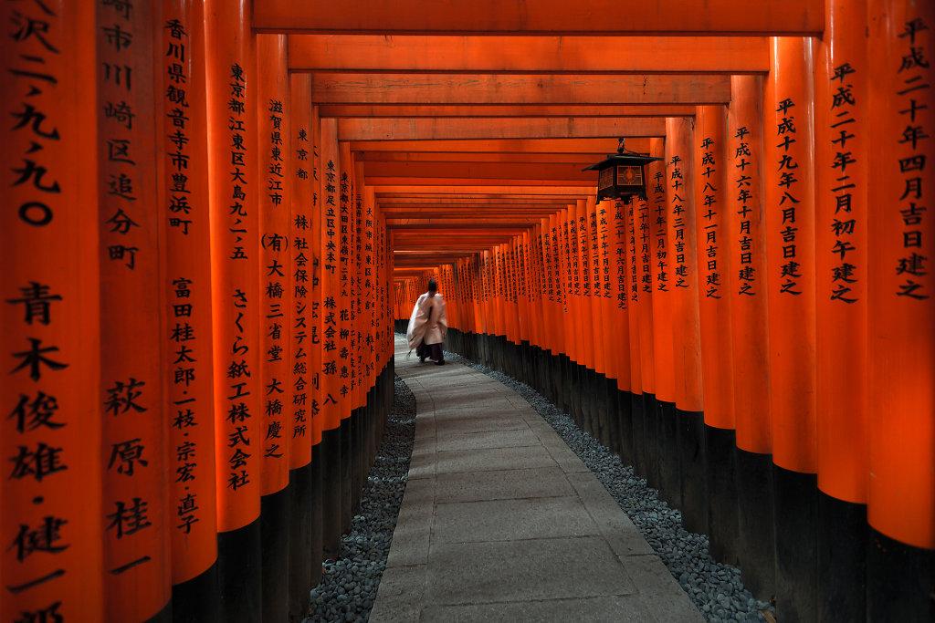 Fushimi Inari, 2012