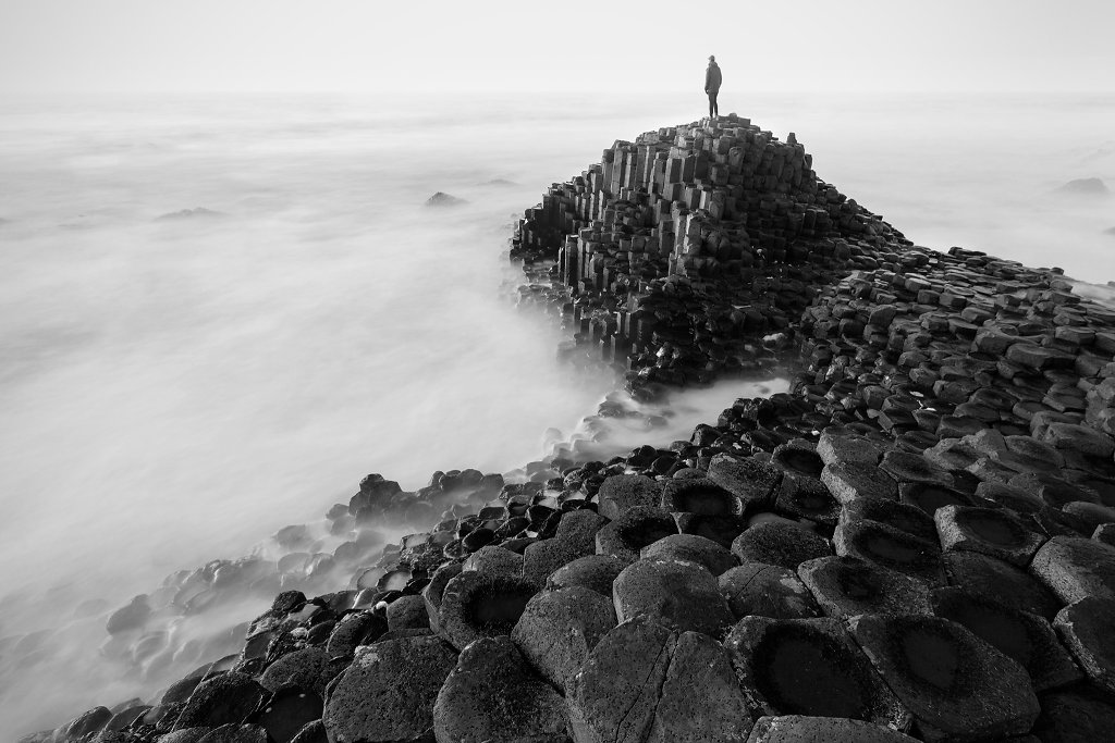Northern Ireland, Giant's Causeway, 2012