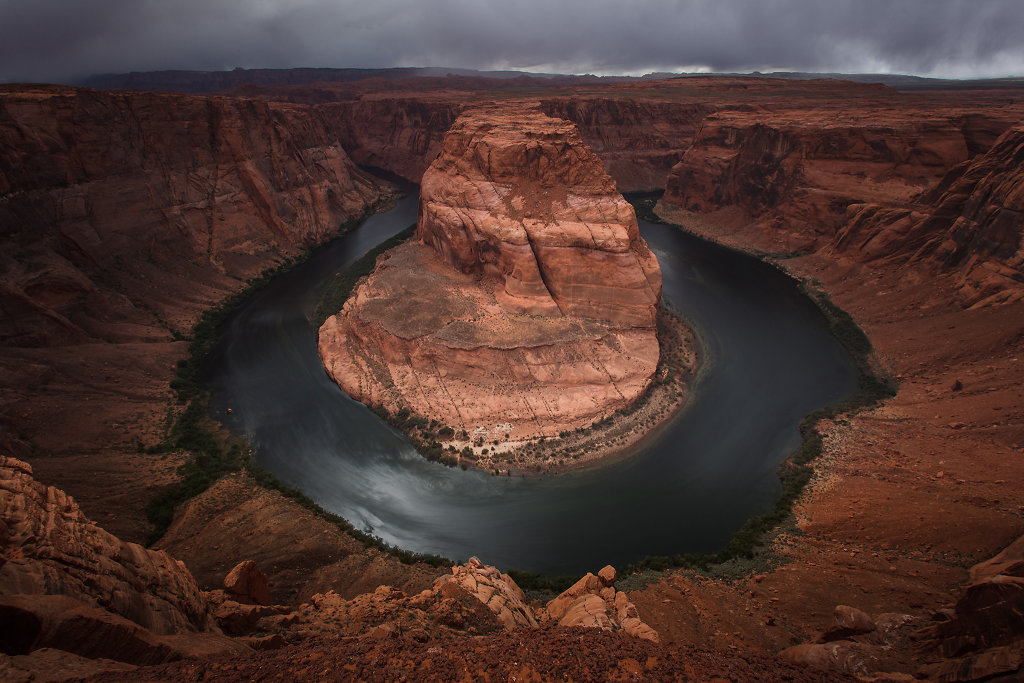 USA, Horseshoe Bend, 2011