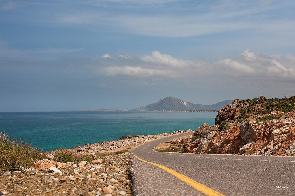 Socotra Island, Northern Coastline, 2010