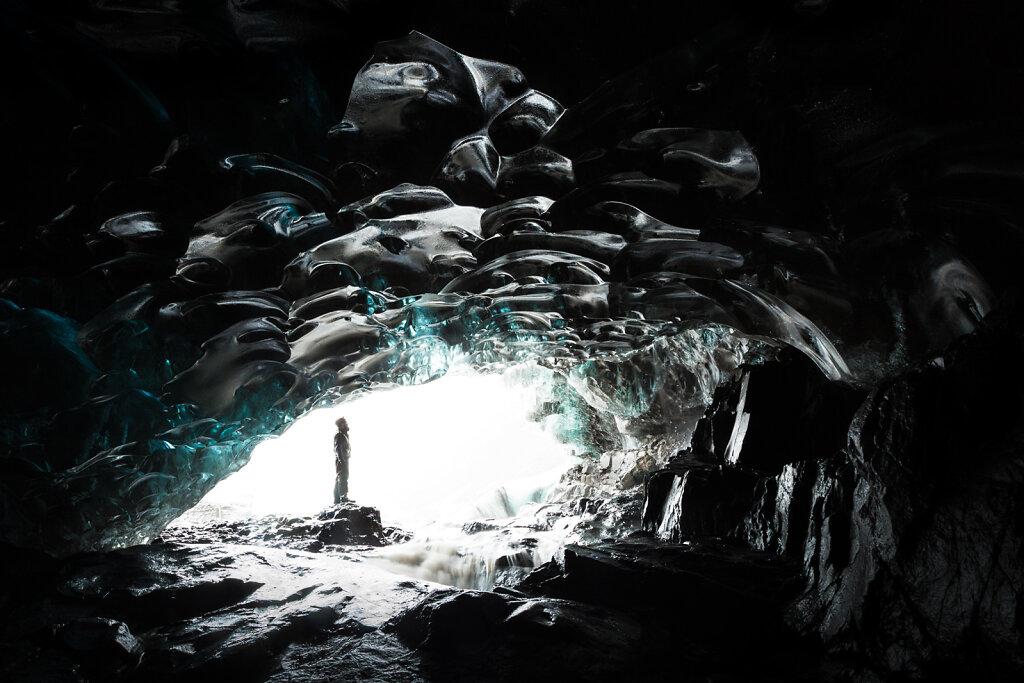 Vatnajökull Ice Cave 4, 2014