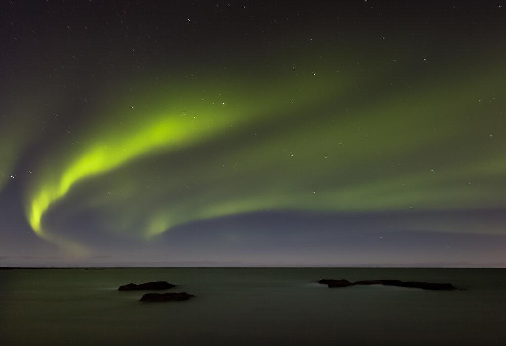 Aurora Borealis, 2014