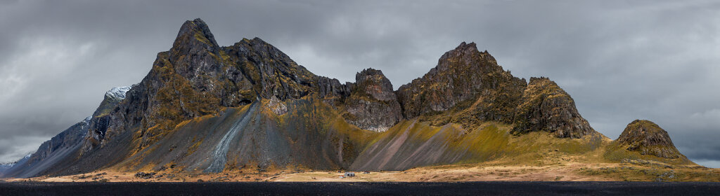 Hvalnes, 2014 (Panorama)