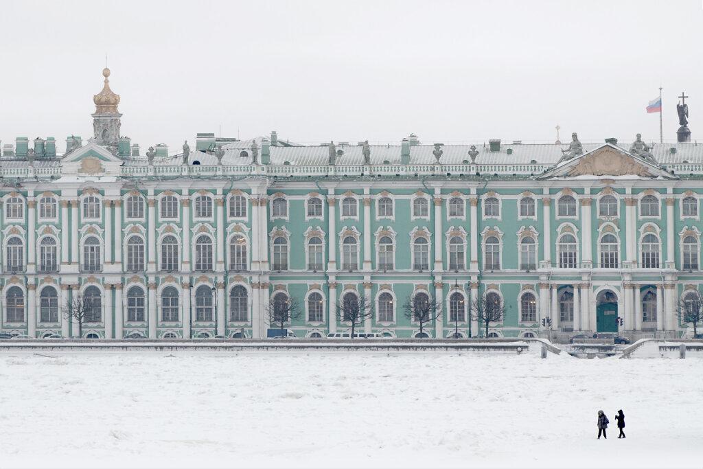 St Petersburg, 2012