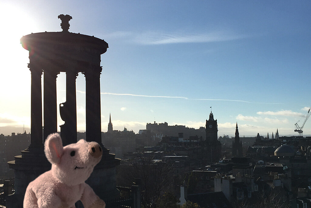 Edinburgh, Scotland, 2015