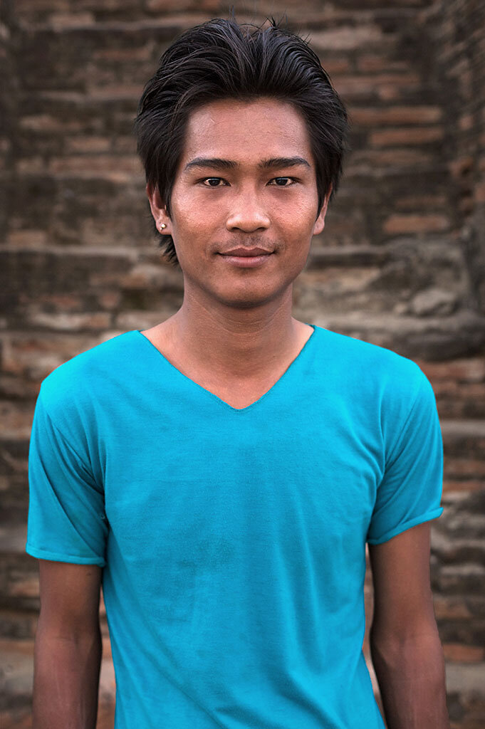 Aung, Myanmar
