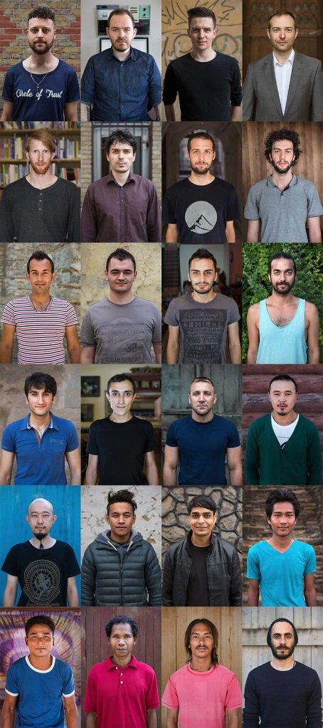 65000km: Portraits